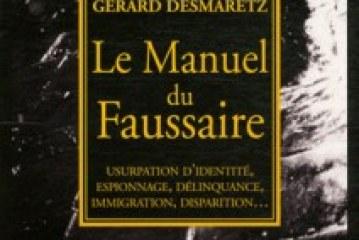 LE MANUEL DU FAUSSAIRE