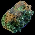 Uranium à l'état naturel