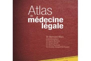 ATLAS DE MEDECINE LEGALE