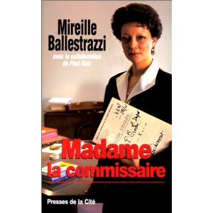 Mireille Balllestrazzi publie ce livre en 1999
