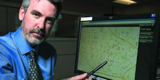 Jeff BRANTIGHAM : concepteur de PredPol