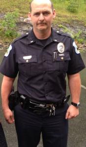 Brad Vail, chef de la police de Hartford