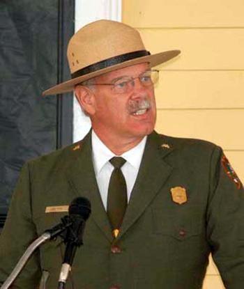 Dan WENK,  Superintendent du Parc