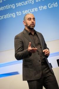 Raj SAMANI, Directeur Technique d' Intel Security pour l'Europe, le Moyen Orient et l'Afrique.