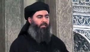 Abu Bakr AL BAGHADI, un des leaders avéré de DAECH, destinataire du mail d'El Chapo