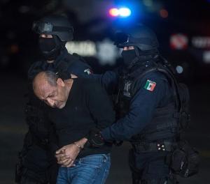confiance Servando « La Tuta » GOMEZ MARTINEZ fut arrêté en février 2015 et actuellement détenu dans une prison à sécurité maximale