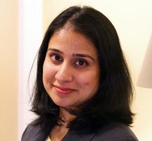 Anuja SONALKER, vice-présidente de la branche nord-américaine de TowerSec