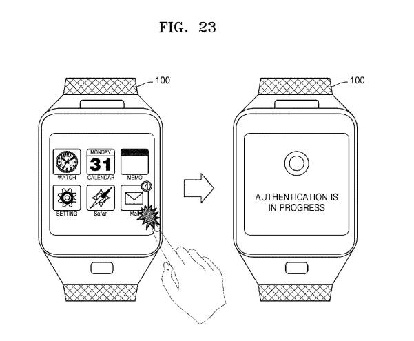 cette montre est capable de capturer photographiquement le réseau veineux du propriétaire