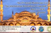 Congrès de l'International Association of Law and Forensic Sciences 2016
