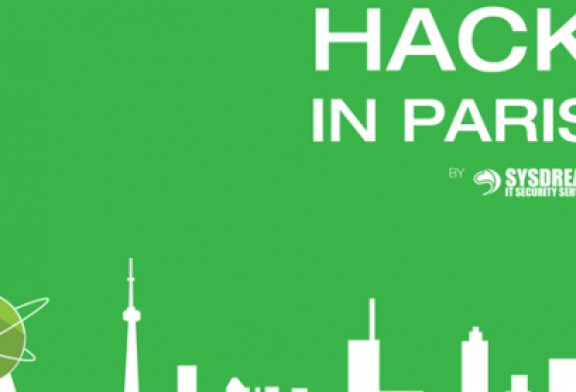 Hack in Paris 2017
