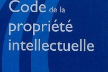 CODE DE LA PROPRIETE INTELLECTUELLE 2013