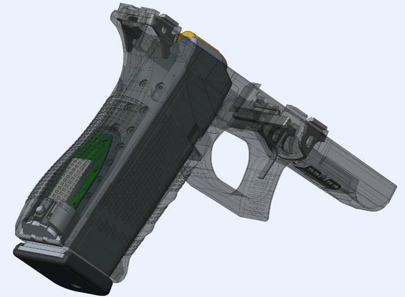 SMARTGUN : LE TIR CONNECTE