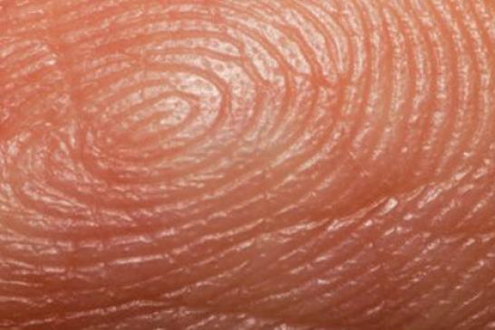 Des empreintes digitales sans contact