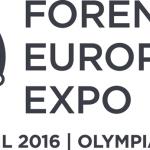 Forensic Europe Expo 2016