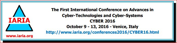 cyber 2016 venise